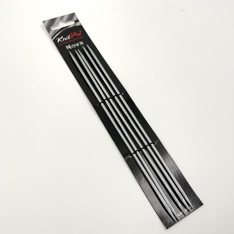 Knit Pro Nova Metal sukkapuikot