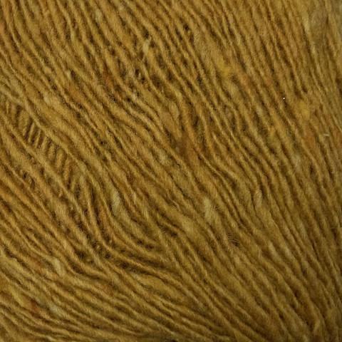 Lang Donegal Tweed Sinapinkeltainen