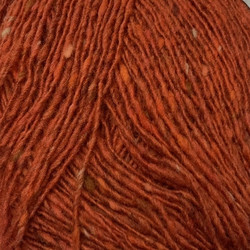 Lang Donegal Tweed Poltettu Oranssi