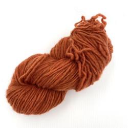 Unnaslahden ohut hahtuvalanka Tumma Oranssi