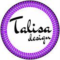 Talisa Design pussit ja silmukkamerkit