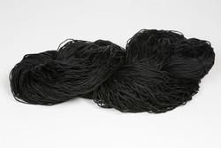Veera-pellavalanka Musta 100g