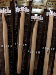 Addi bambu Virkkuukoukku 10mm