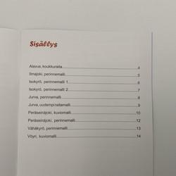 Salme Erkkilä: Pohjalaisia perinnesukkia 2