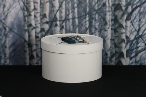LAHJAKORTTI: kirjoneule -lankavahti toimitettuna Suomessa