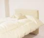 Sängynpäätyhuppu - Napakka beige