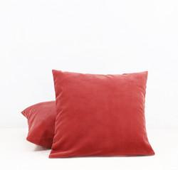 Tyynynpäällinen - Tiilenpunainen 40x40 cm