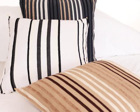 Tyynynpäällinen - Raita 40x40 cm