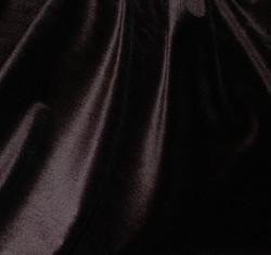 Helmalakana/Huppu tumman ruskea sametti