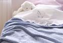 Vauvan pussilakanat ja tyynyliinat