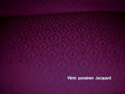 Helmalakana 240 x 200/210 x 35 cm Jacquard  Viini outlet
