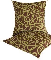 Tyynynpäällinen - Spiraali 40x40 cm