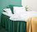 Luksustason Lakanapaketti Brodeerauksella - Single Bed (kampanja)
