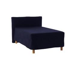 Sängynpäätyhuppu - Napakka tumma sininen