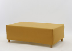Runkop.päällinen - Napakka keltainen