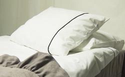 Tereelliset tyynyliinat - Kampapuuvillaa/Eriväreissä