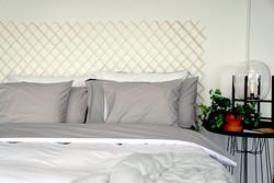 Tyynyliinat - Kampapuuvillaa/Eriväreissä