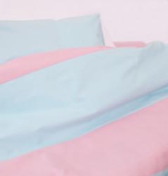 Vauvan pussilakanasetti - Yhdistä värit - PUUVILLA