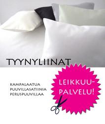 Tyynyliina-arkit