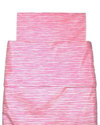 Vauvan pussilakanasetti - Pinkkiraita