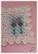 Hedvig-helmikorvakorut, antiikkihopea/violetti/kanerva