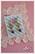 Sisko-helmikorvakorut, kulta/tumma liila