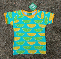 Oranges, short sleeve shirt, jersey
