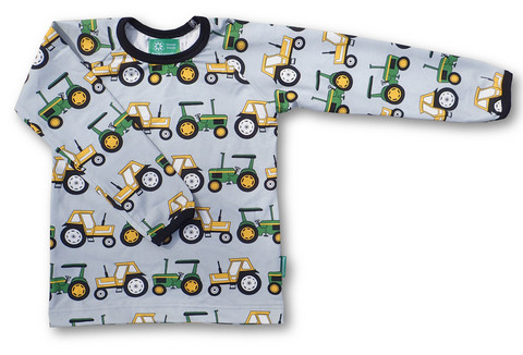 Two Tractors, long sleeve shirt, jersey