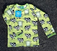 Cow. Ls shirt, jersey