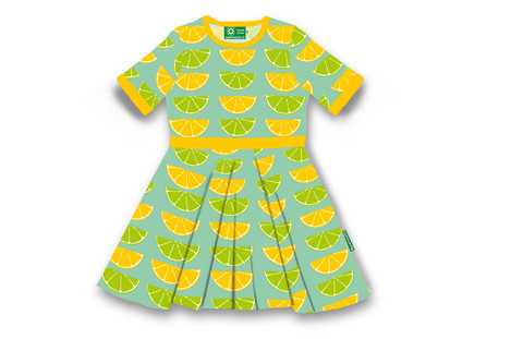 Oranges, Bell dress, jersey