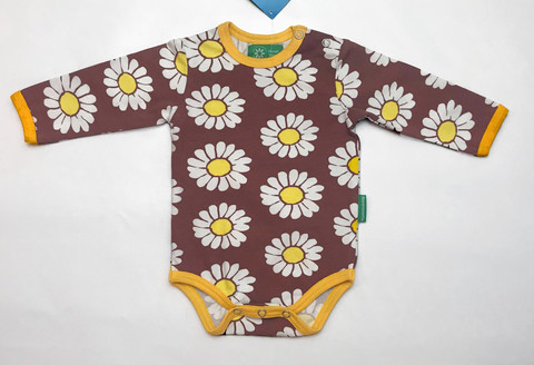Daisy brown, Ls body, jersey
