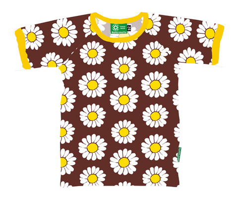 Daisy, short sleeve shirt, jersey