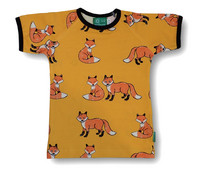 Fox, short sleeve shirt, jersey