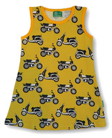 Mopeds, sleeveless dress, jersey