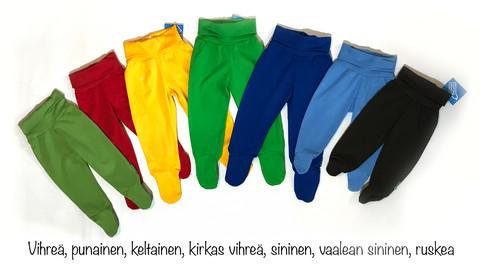 Babypants, jersey. Light blue