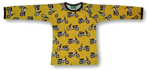Mopeds, long sleeve shirt, jersey