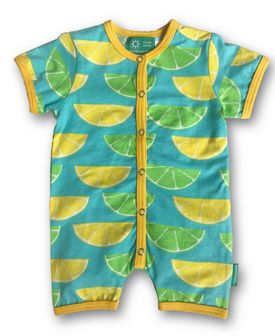 Lime,  summersuit, jersey