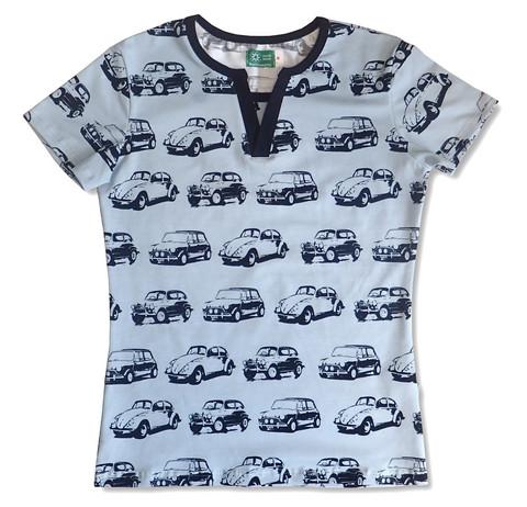 Legends. adults Ss shirt, V-nec. Jersey, organic cotton