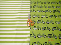 Stripes Green Jersey