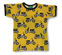 Mopeds, short sleeve shirt, jersey