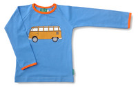 Bus, long sleeve shirt, jersey