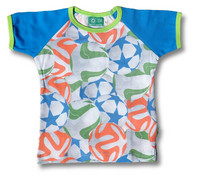 Football. Ss shirt, jersey. Small sizes