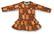 Elves, Frill dress. Jersey, organic cotton