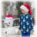 Snowman, long sleeve shirt. College (French terry), organic cotton