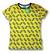 Bee. adults Ss shirt. Jersey, organic cotton