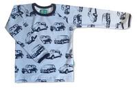Legents, long sleeve shirt. Jersey, organic cotton