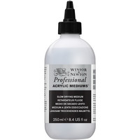 W&N Artists Acrylic Slow Drying 250ml