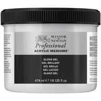 W&N Artists Acrylic Gloss Gel 474ml
