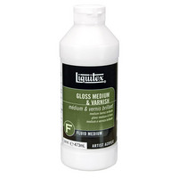 Liquitex Gloss Medium Varnish 473ml
