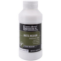Liquitex Matte Medium 237ml